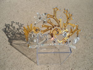 Miniature Reef Mermaid Crown